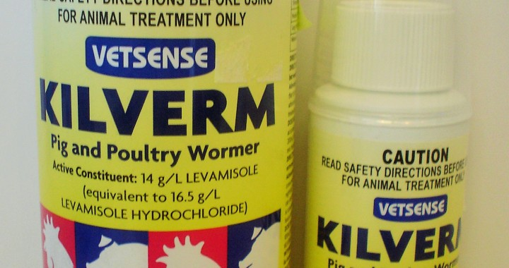 Kilverm Pig & Poultry Wormer