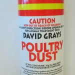 Poultry Dust
