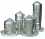 Galvanised Feeders